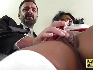 Mature sub gets throated and pounded mature tukif hardcore