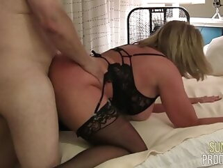 Cheating Slut Wife Fucks Bull, Part 3 blonde tukif anal